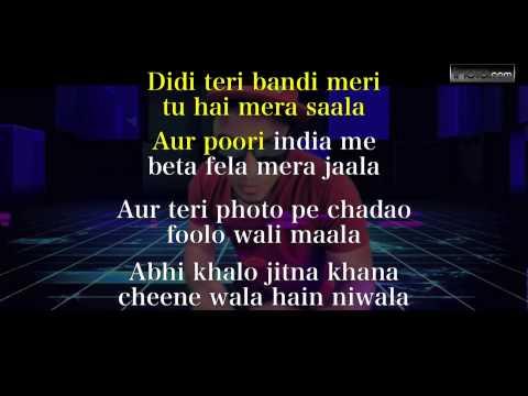 Swag mera desi hai lyrics (timed) Manj and Raftaar