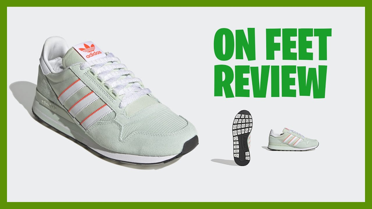 Adidas ZX 500 | Review on feet de los ZX 500