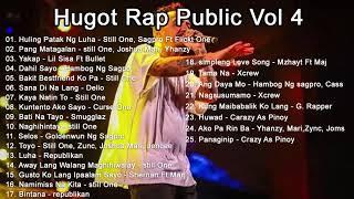 Best Hugot Rap OPM Love Songs - Hugot Rap Tagalog Love Songs - Nonstop Tagalog Rap Public...
