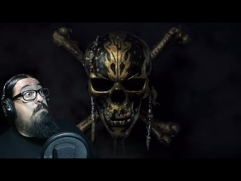 Pirates of the Caribbean: Dead Men Tell No Tales REACTION