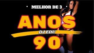 Gambar cover ANOS 90 O MELHOR DO FLASHBACK   (MELHOR DE 3) Vol. 4
