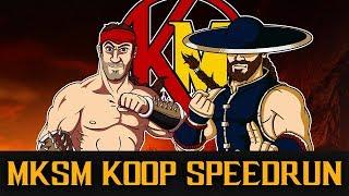 MK Shaolin Monks Ko op Speedrun - Any% 1:09:56 (World Record)