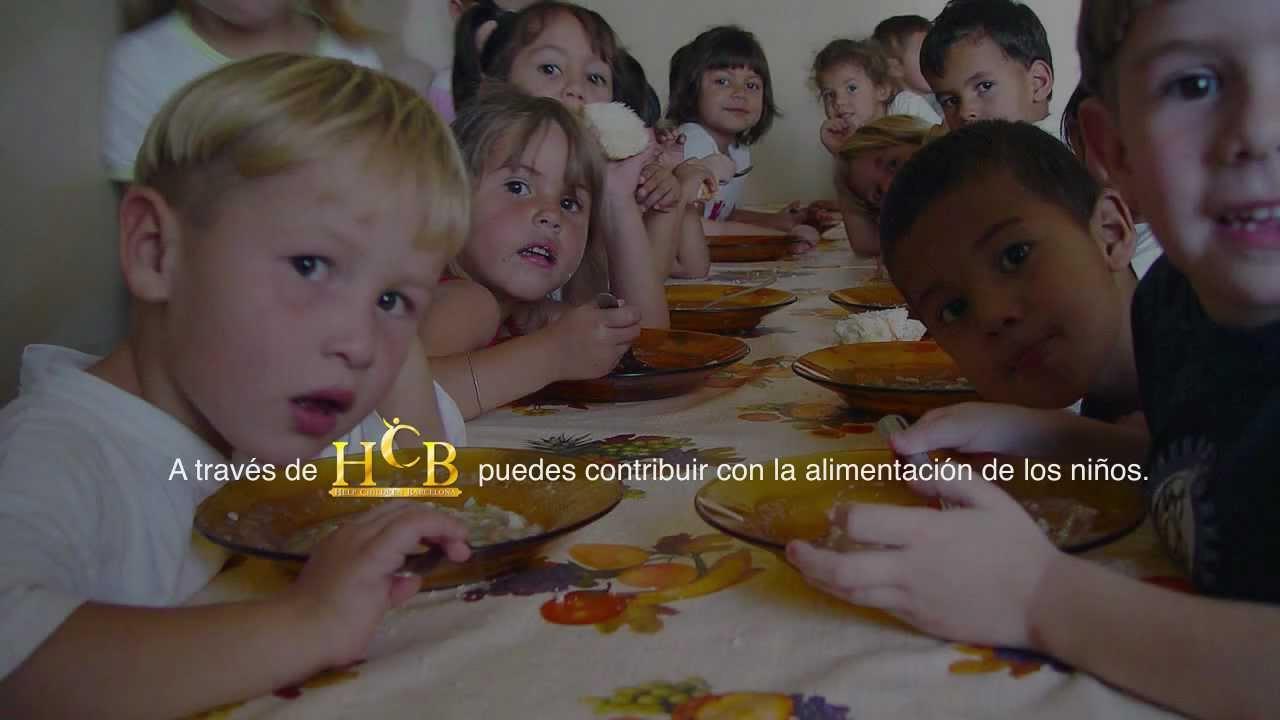 COMEDORES ESCOLARES - Ayudas a niños y familias - Help Children Barcelona