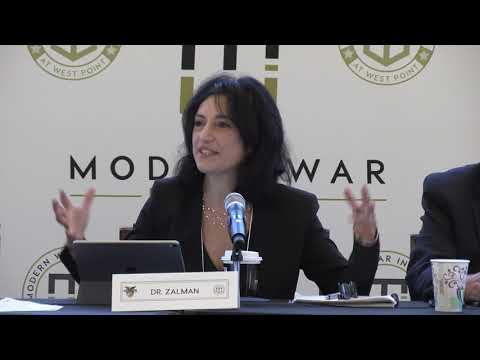 Panel 1 – Class of 2006 War Studies Conference (Nov 2018)