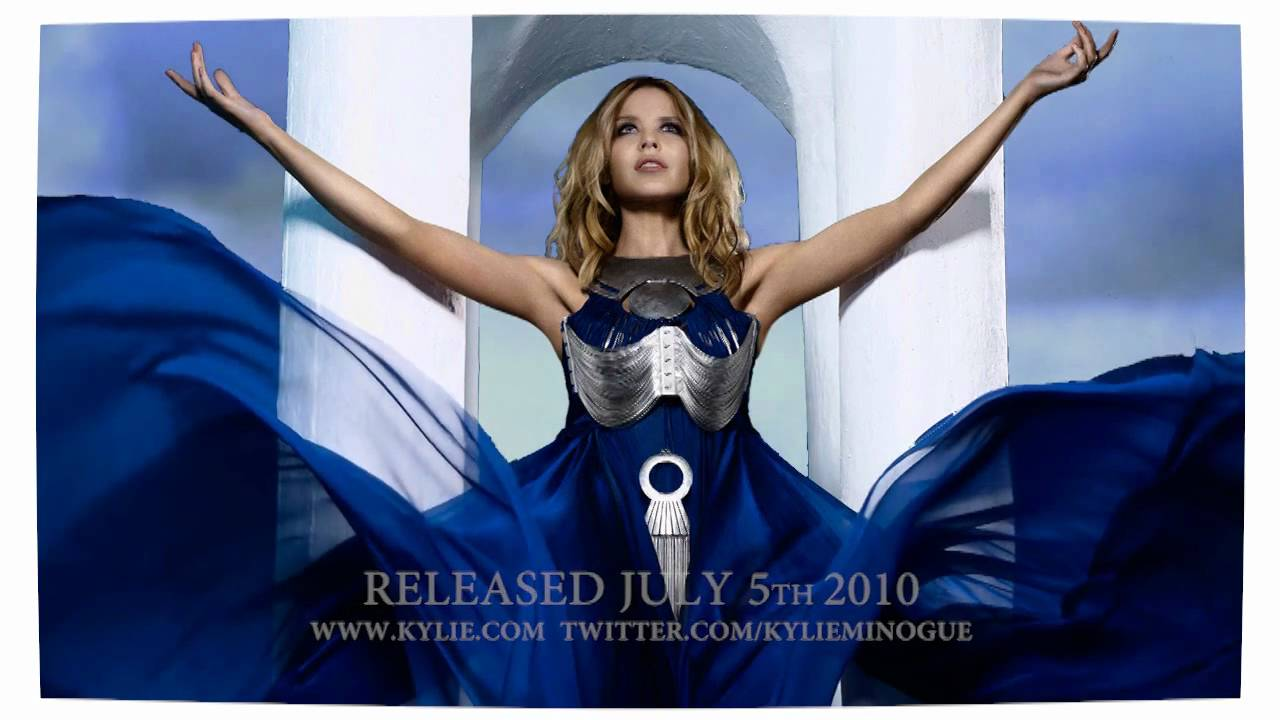 Kylie Minogue - All The Lovers - Various Songs