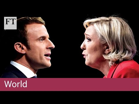 Macron to face Le Pen for French presidency   World