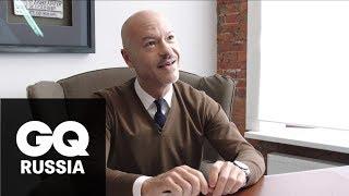 Фёдор Бондарчук ответил на вопросы GQ и показал свою съемочную группу