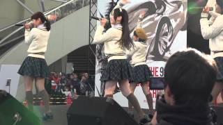 2015 1205 第9回大阪モーターショー AKB48チーム8ライブ 2部(15時~) 永...