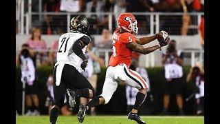 #2 Georgia Highlights Vs. Vanderbilt 2018   CFB Week 6   College Football Highlights 2018