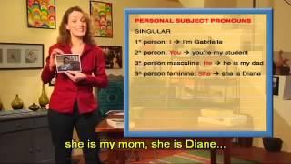 Learn English Speaking {English Subtitles} Lesson 01/44