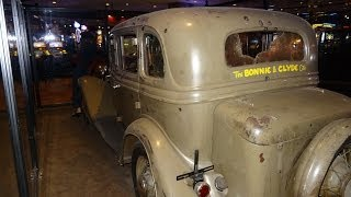 Bonnie & Clyde Death Car 1934 Ford 730 Primm Nevada I15 Outlaw Cars