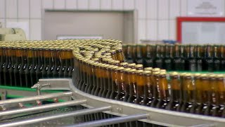 automatic bottling plant || Highspeed Filling || Machines and Industry