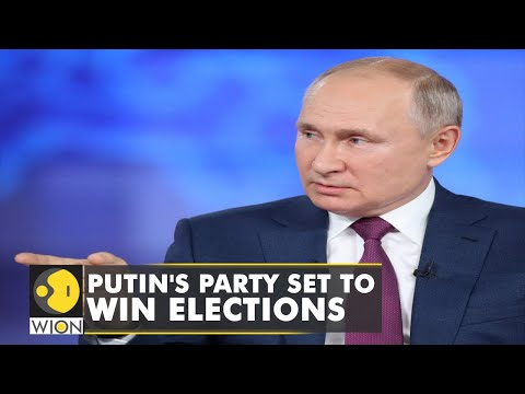Russian President Vladimir Putin's party set to win amid fraud claims | Latest World News | WION