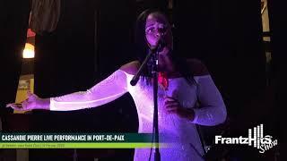 CASSANDIE PIERRE LIVE PERFORMANCE @ RENDEZ-VOUS HOTEL PORT-DE-PAIX | FEBRUARY 14, 2020