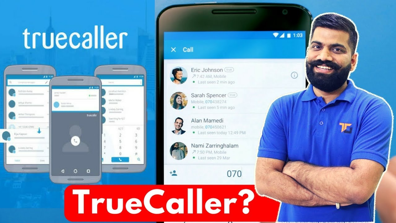 How TrueCaller Works? Crowd Sourcing?