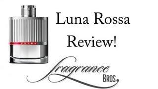 Prada Luna Rossa Review! Nice But Light