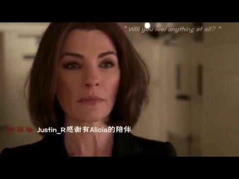 Diane Slaps Alicia-The Good Wife S7E22 (Interlude: Better by  Regina Spektor)