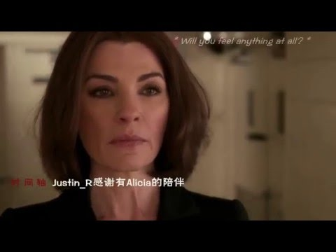 Diane Slaps AliciaThe Good Wife S7E22 Interlude: Better by  Regina Spektor