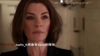 Diane Slaps Alicia-The Good Wife S7E22 (Interlude: Better by  Regina Spektor)