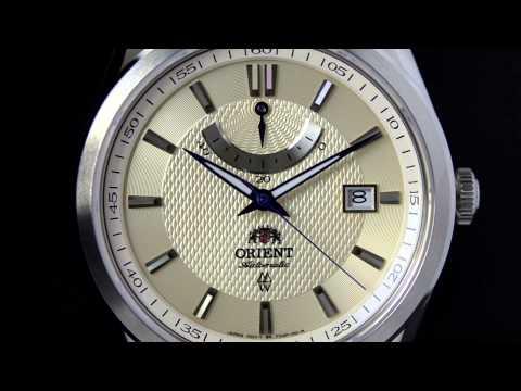 Orient FFD0F004W0 FD0F004W Vintage Dress Watch