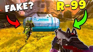 *NEW* BATTLE PASS LEAKS + BLUE SUPPLY BINS - NEW Apex Legends Funny & Epic Moments #229