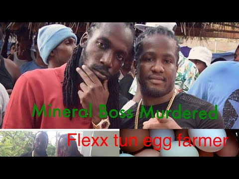 Mavado Producer Mineral Boss Murdered   Flexx Laughed At For Selling Eggs