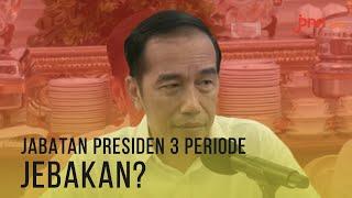 Jokowi: Mereka Ingin Menampar Muka dan Menjerumuskan Saya - JPNN.com