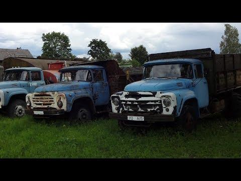 Старые советские автомобили