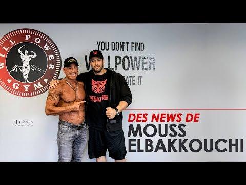 #INTERVIEW | Des News du champion Mouss ELBAKKOUCHI