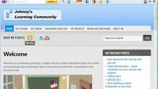 Add rss feed to blogger