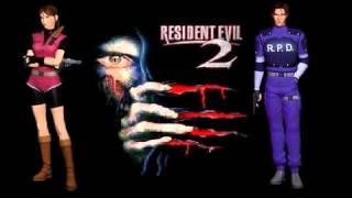Resident evil 2  Normal End Title  Soundtrack