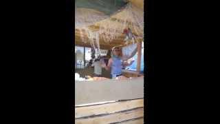 Морячок - Ах, Одесса - жемчужина у моря (23.08.2015)(Весело танцует и подпевает морячек на Сорочинской ярмарке., 2015-08-23T20:53:01.000Z)