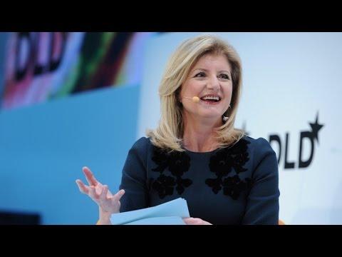 On Entrepreneurship (Joshua Kushner, CEO at Thrive Capital & Arianna Huffington) | DLD15