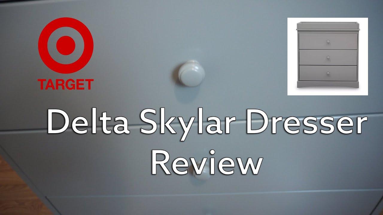 Delta Children S Nursery Skylar Dresser