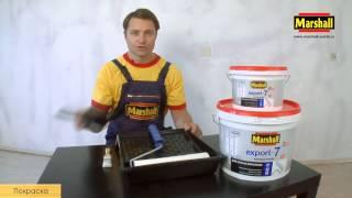 видео Краска для стен в квартире: как выбрать и сколько стоит