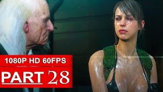 Metal Gear Solid 5 The Phantom Pain Gameplay Walkthrough Part 28 [1080p HD 60FPS] - No Commentary