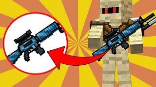 NOWA BROŃ!  - Pixel Gun 3D PO POLSKU