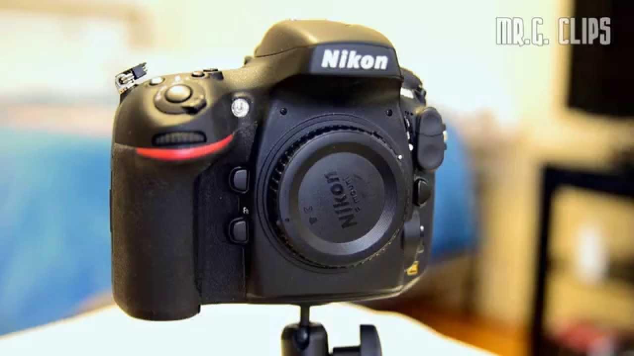 Nikon D800 Vs D810 >> Nikon D800 Vs D810 Body Comparison Youtube