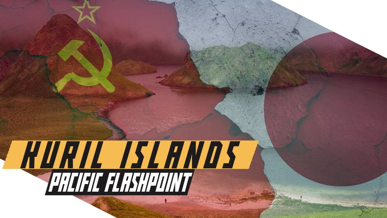 Kuril Islands: Pacific Hot Spot in the Cold War