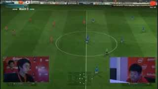 FIFA Online 3 ► Giao hữu Thái Bảo vs MaJorFree (team MaJor Korea)