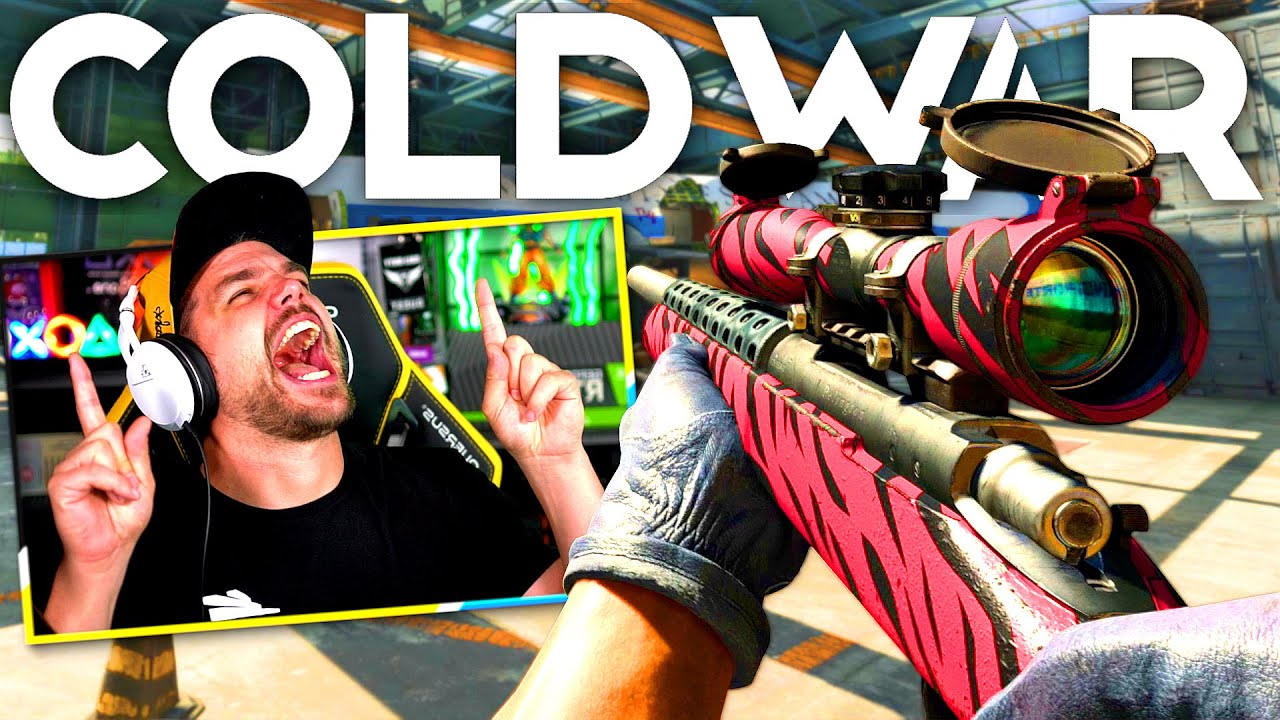 Le MULTIJOUEUR de BLACK OPS COLD WAR ! (Gameplay Découverte)