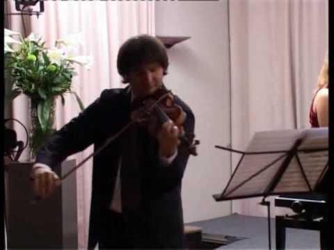 Liviu Prunaru plays Dinicu: Hora staccato