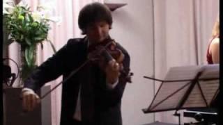 Liviu Prunaru plays Dinicu: Hora staccato