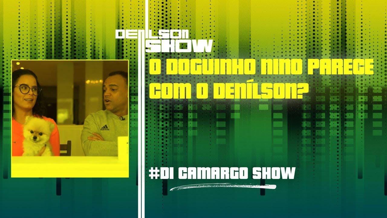 O DOGUINHO NINO PARECE COM O DENÍLSON? | #DICAMARGOSHOW