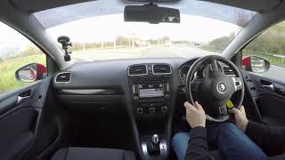 Review and Virtual Video Test Drive In Our 2012 Volkswagen Golf 1 4 TSI Match DSG 5dr PJ62RNE