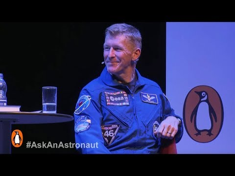 Ask An Astronaut Live with Tim Peake 🚀