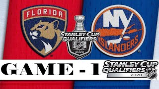 Florida Panthers vs New York Islanders | Aug.01, 2020 | Play out Game 1 | NHL 2019/20 | Обзор матча