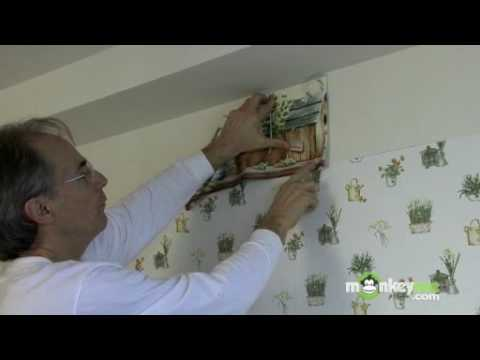 How to Install a Wallpaper Border