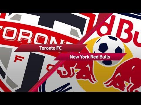 Highlights: Toronto FC vs. New York Red Bulls   September 30, 2017