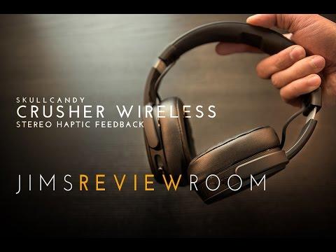 e9b309de49c49e SkullCandy Crusher Wireless - REVIEW - YouTube